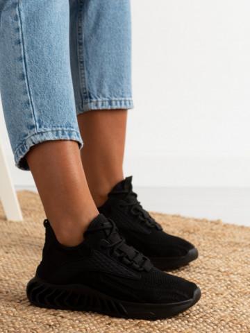 Pantofi sport cod E103 Black