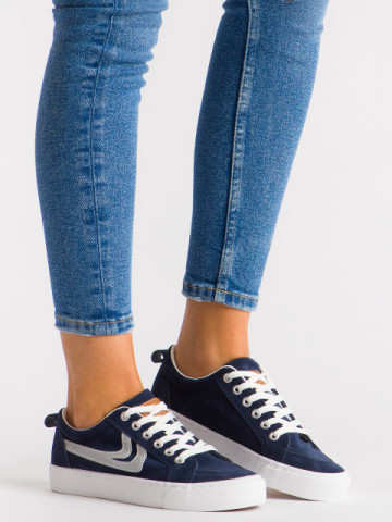 Pantofi sport cod H2198 Blue