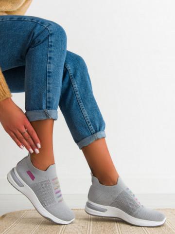 Pantofi sport cod JHY-8 Grey