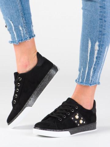 Pantofi sport cod KB069 Black