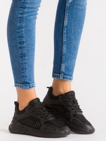 Pantofi sport cod NX85 Black