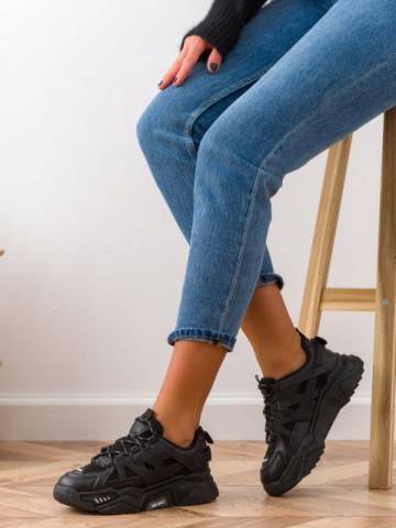 Pantofi sport cod S23 Black