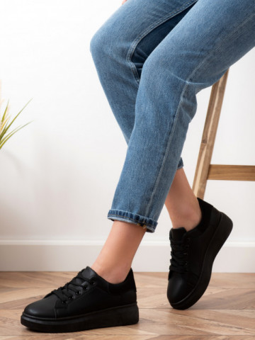 Pantofi sport cod T01 Black