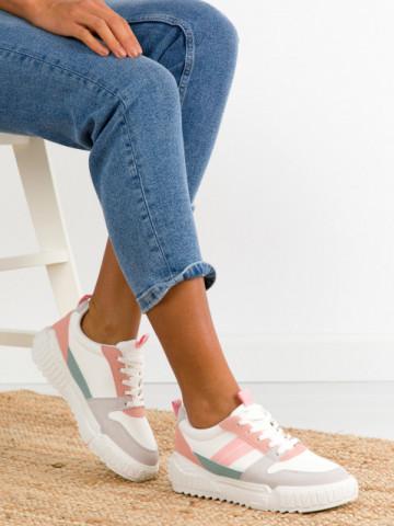 Pantofi sport cod X2983 Pink