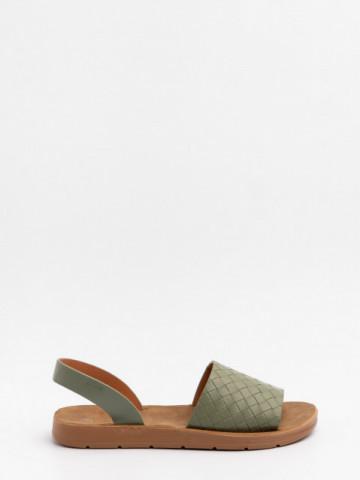 Sandale cod ABC015 Green
