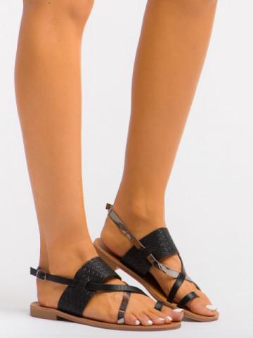 Sandale cod C1079 Black