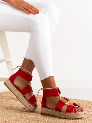 Sandale cod FB0050 Red