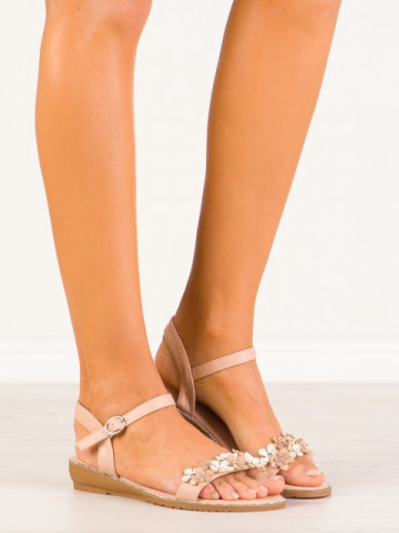 Sandale cod JN310 Pink