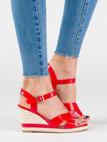 Sandale cod R106 Red