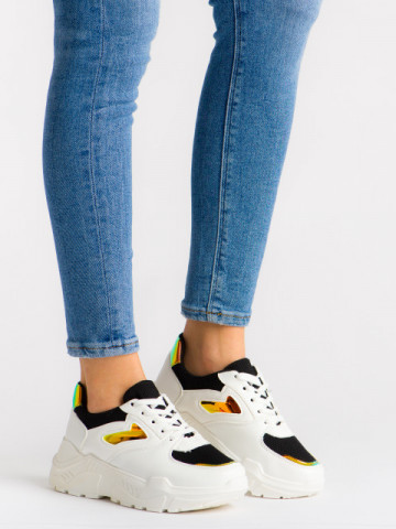 Pantofi sport cod ML1913 Black