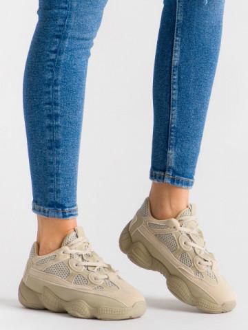 Pantofi sport cod A105 Khaki
