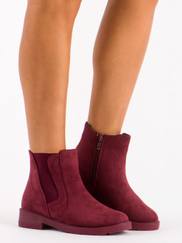 Ghete cod FB0034 Wine Red