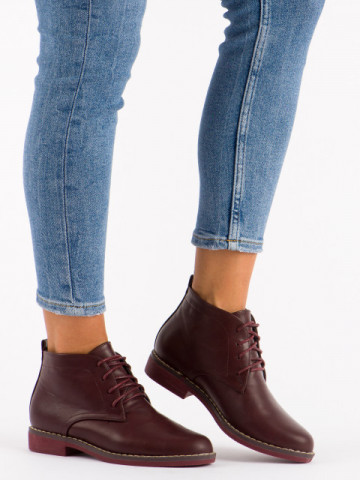 Ghete cod OD0285 Wine Red