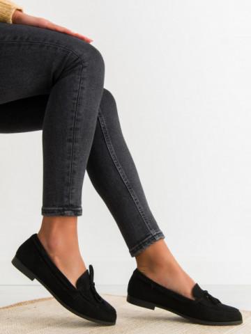 Pantofi casual cod 3394 Black