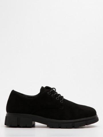 Pantofi casual cod AG05 Black