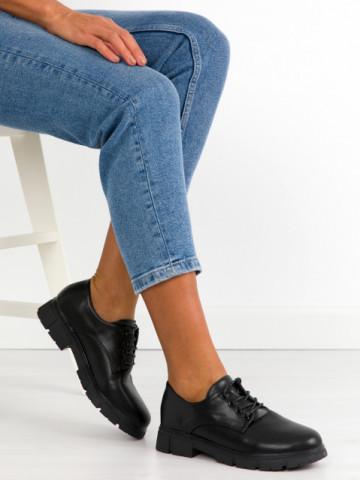 Pantofi casual cod AG06 Black