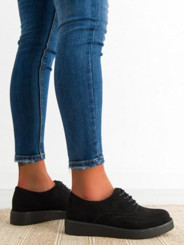Pantofi casual cod DS2 Black
