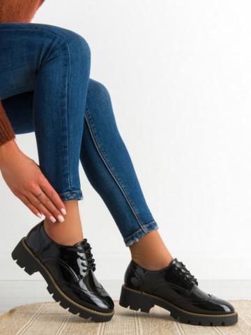 Pantofi casual cod DS9 Black