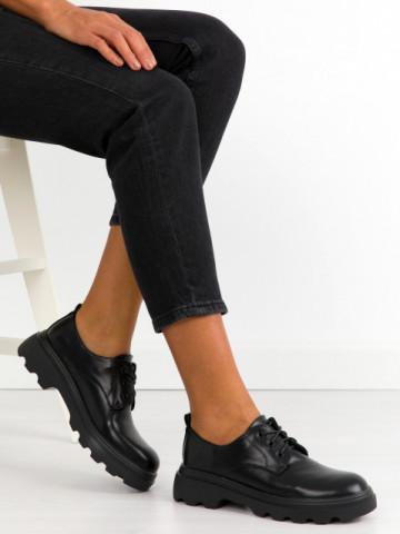 Pantofi casual cod KM21 Black