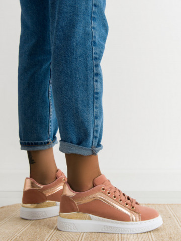 Pantofi sport cod 2002 Pink