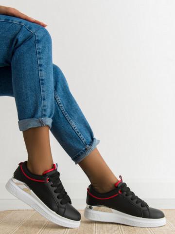 Pantofi sport cod 23-50 Black
