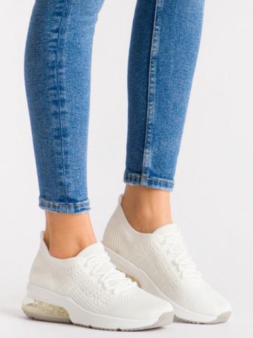 Pantofi sport cod 526-2 White