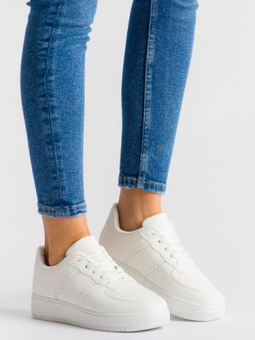 Pantofi sport cod 991-2 White