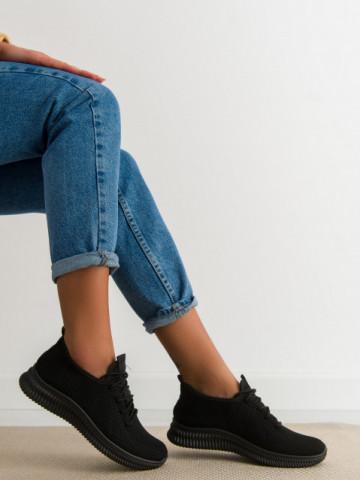 Pantofi sport cod A1 Black