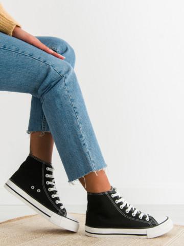 Pantofi sport cod ABC323 Black