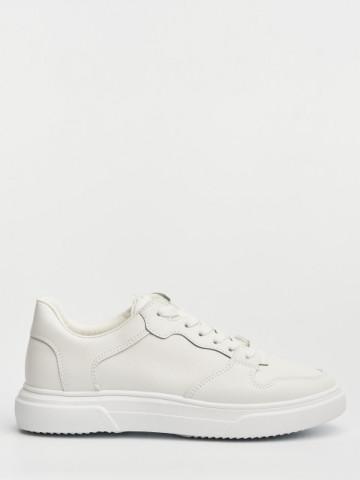 Pantofi sport cod D783 White