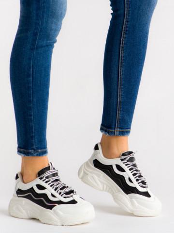 Pantofi sport cod G-236 Black