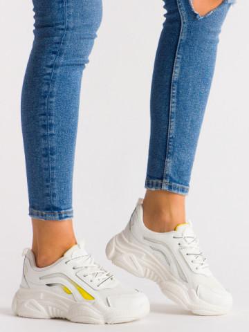 Pantofi sport cod G-237 Yellow