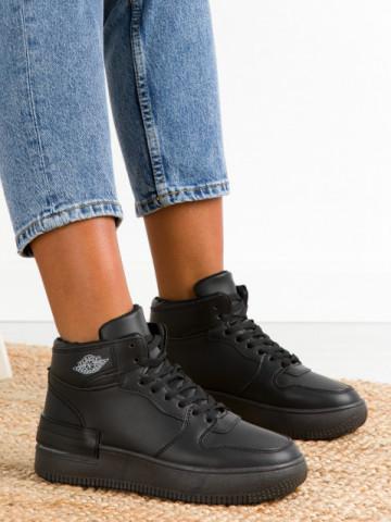 Pantofi sport cod GY619 Black