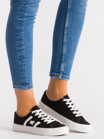 Pantofi sport cod H2203 Black
