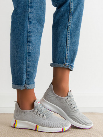 Pantofi sport cod H601-2 Grey