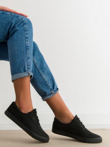 Pantofi sport cod H7005 Black