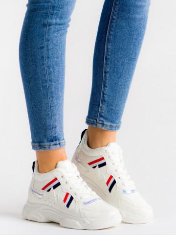 Pantofi sport cod JF860 White