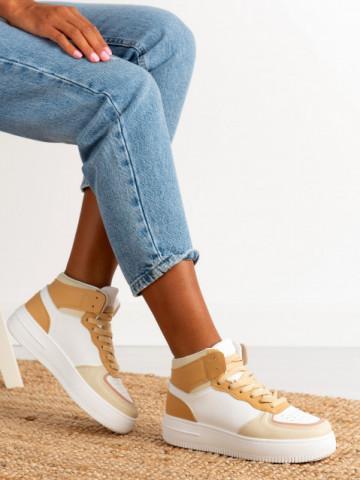 Pantofi sport cod JW002 Khaki