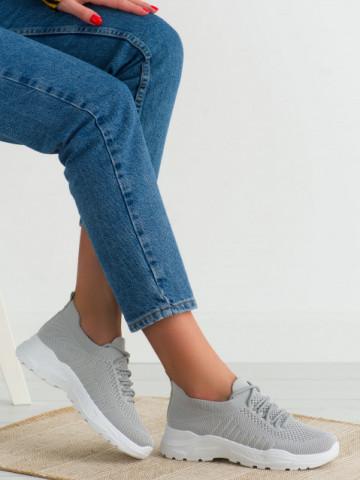 Pantofi sport cod LA171 Grey