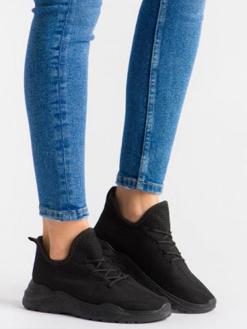 Pantofi sport cod LLS-010 Black