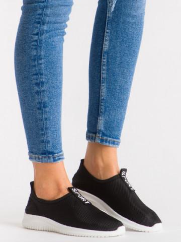 Pantofi sport cod M1-1 Black