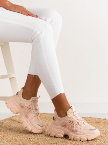 Pantofi sport cod M21 Pink
