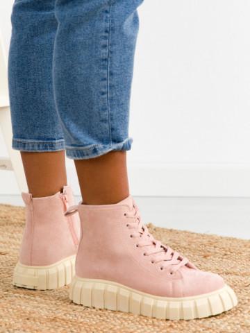 Pantofi sport cod S056 Pink