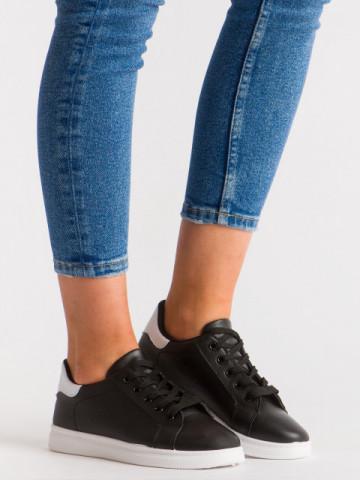 Pantofi sport cod T10 Black