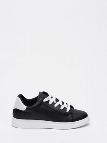 Pantofi sport cod WS173 Black/White