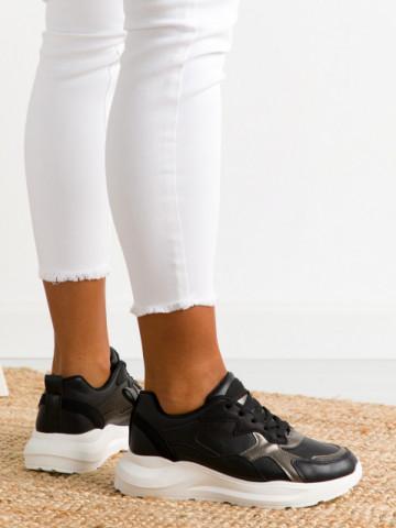 Pantofi sport cod YL53 Black