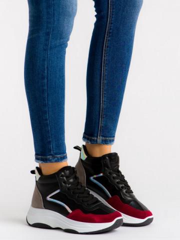 Pantofi sport cod Z-9779 Black