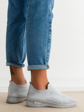 Pantofi sport cod Z97 Grey
