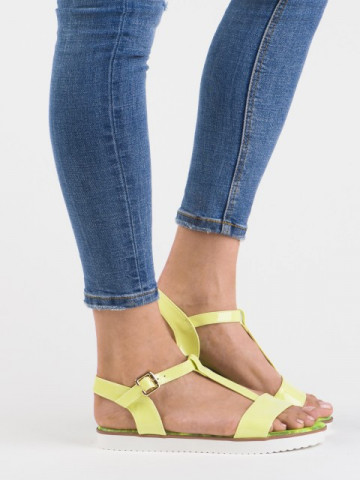 Sandale cod 3065-29 Green