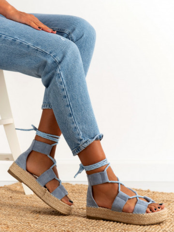 Sandale cod 981-3 Blue